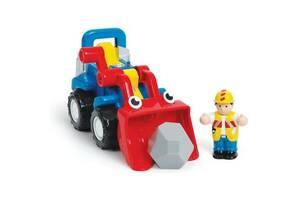 Развивающая игрушка Wow Toys Cтроительная бригада (80029)