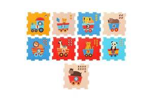 Развивающий коврик Мозаика Bambi M 2615 Цифры (int_M 2615)