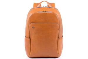 Рюкзак кожаный Piquadro CA3214B2S_CU, 15л, коричневый