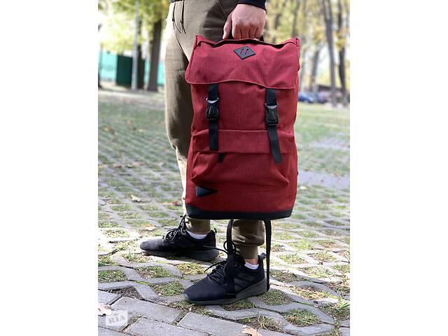 Рюкзак  Мужской красный-черный, Рюкзак для ноутбука- объявление о продаже  в Харькове