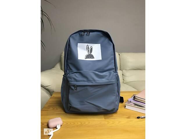 продам Рюкзак портфель женский синий (есть другие цвета) бу в Одессе
