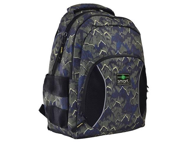 купить бу Рюкзак школьный Smart SG-25 557117 черный 16 л в Киеве