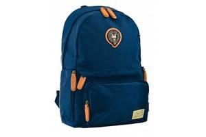Рюкзак школьный Yes OX 342 синий (555756)