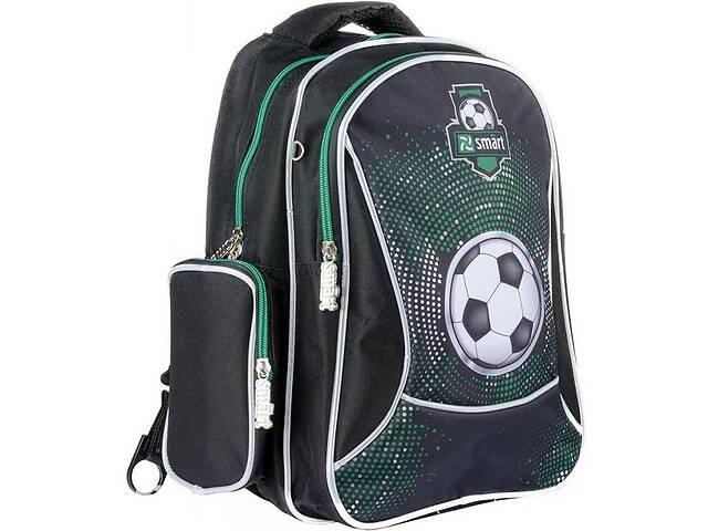 Рюкзак Smart Football 15 л школьный черный- объявление о продаже  в Киеве
