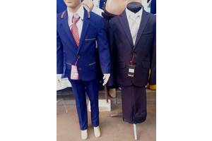 Школьные костюмы для стильных мальчиков 1-11 классы,цвета разные