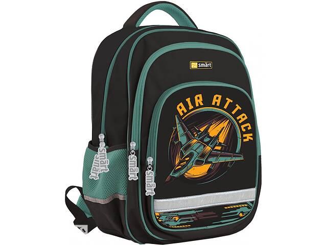 Школьный рюкзак Smart Air Attack 19 л черный- объявление о продаже  в Киеве
