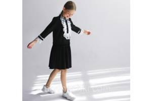Шикарное школьное платье тм Моне  р-р 128,134,140,146 146