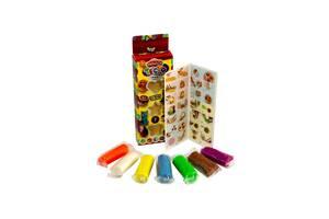 Тесто для лепки Danko Toys Master Do 7 цветов