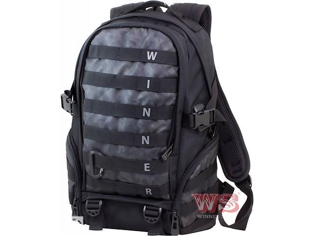 бу Тканевый рюкзак для школы Winner Stile черный на 18л в Киеве