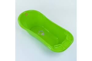 Ванночка детская зеленая SKL11-291817