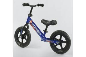 Велобег Corso стальная рама, колесо 12 Eva SKL11-276086