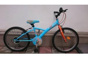 Велосипед 20 дитячий B-Twin із Італії