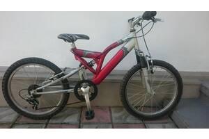 """Велосипед 20"""" дитячий із Італії на амортизаторах і передачах"""