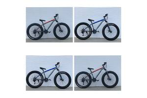Велосипед TopRider 630 26 дюймов, колеса 4.0. Фэтбайк Fatbike