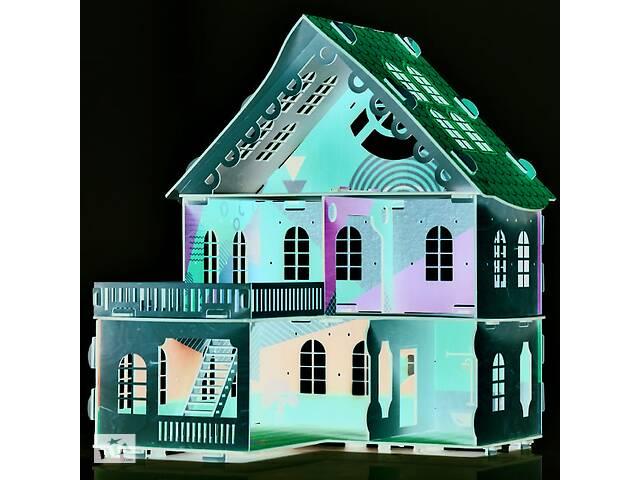 купить бу Большой деревьев& # 039; пьяный кукольный домик Веселый дом DaisySign Sakura в Одессе