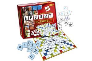 """Игра """"Составь слово. Эрудит (Scrabble)"""" MKB0132"""
