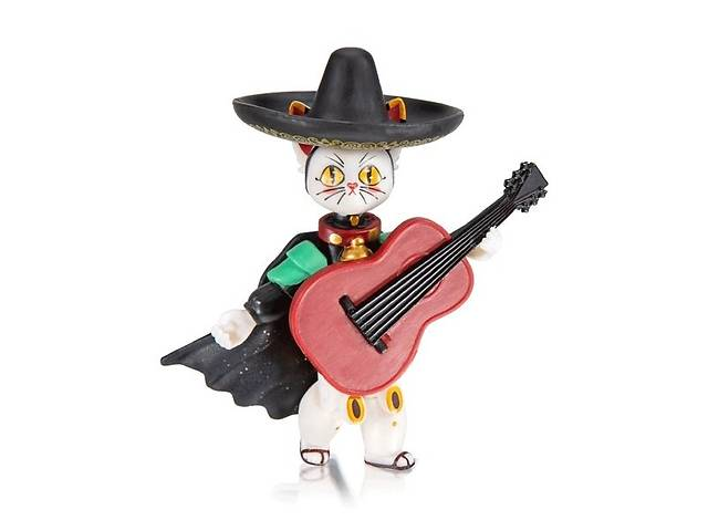купить бу Игровая коллекционная фигурка Jazwares Roblox Imagination Figure Pack Lucky Gatito W7 (ROB0269) в Киеве