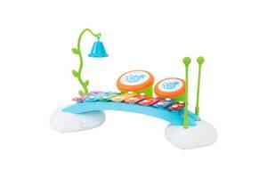 Игрушка Hola Toys Ксилофон-радуга (909)