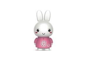 Іграшка-нічник Alilo G6x Великий Рожевий зайчик (Alilo G6x)