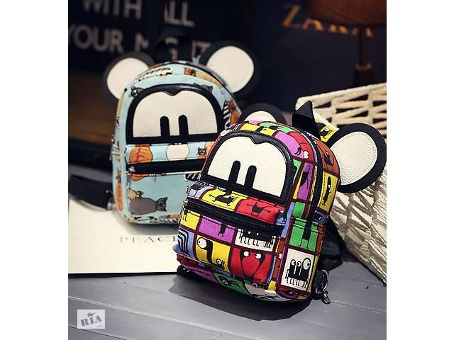 Женский рюкзак Микки Маус- объявление о продаже  в Днепре (Днепропетровск)