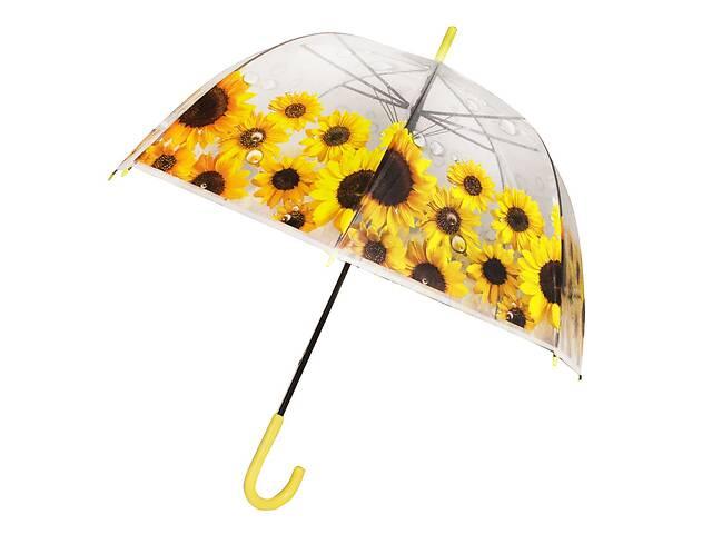 """Зонтик детский """"Цветы"""" желтый (MK3642)- объявление о продаже  в Запоріжжі"""