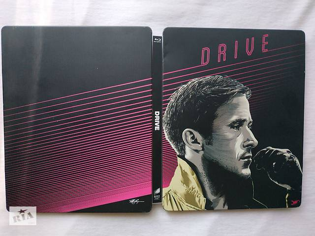 Драйв/Drive Limited Edition SteelBook (Blu-ray) [Імпорт]- объявление о продаже  в Дніпрі (Дніпропетровськ)