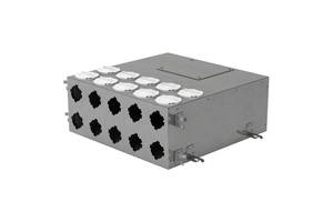 Коллектор Вентс Флексивент 1001160/63х10