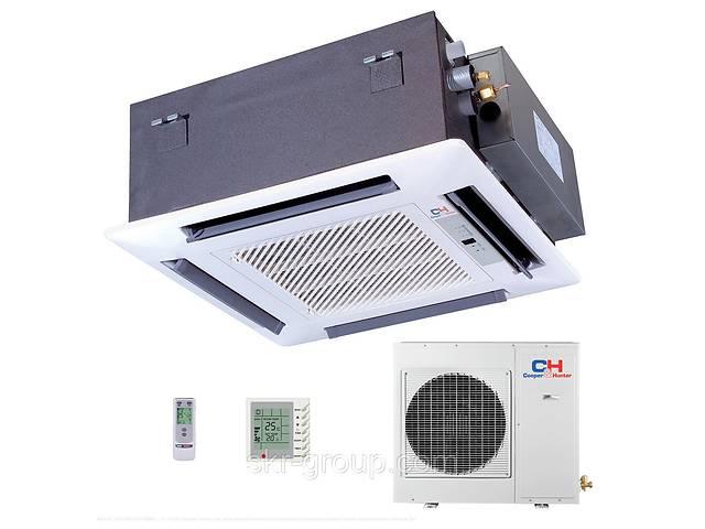 бу Кондиционер кассетный инверторный Cooper&Hunter CH-IC36NK4/CH-IU36NM4 в Дубні