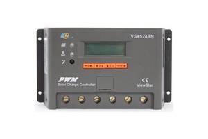 Контроллер, ШИМ 45А 12/24В  с дисплеем VS4524BN EPsolar (EPEVER)
