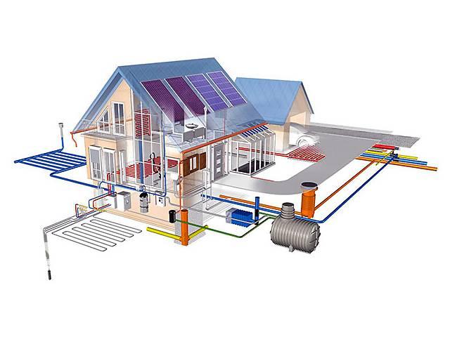 бу проектування , консультування , продаж систем вентиляції та опалення в Сумах