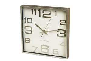 Часы настенные Veronese Квадрат 28х28 см 12003-018