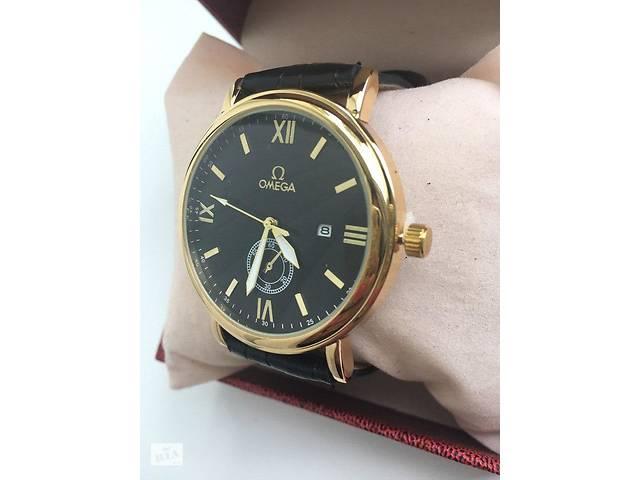купить бу Годинник Omega Чоловічі наручні годинники Silver 76ef756ddc7cb