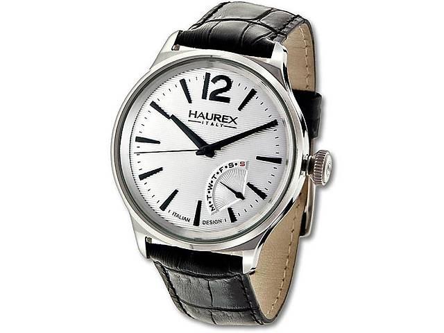 бу Мужские часы Haurex-GRAND CLASS 6A341US1 Черный в Киеве