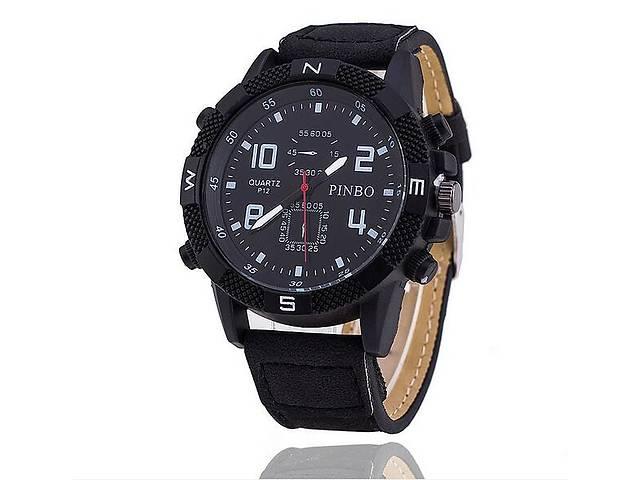 Чоловічі годинники PINBO QUARTZ P12 - Годинники в Славутичі на RIA.com 780ee5952853a