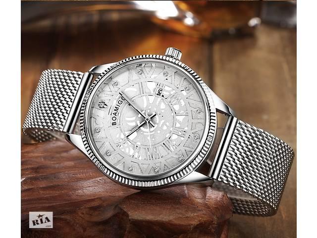 бу Наручные часы Boamigo Silver Style в Кривом Роге (Днепропетровской обл.)