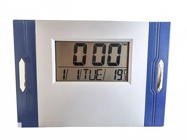 Настінні годинники Kadio DS-6603 електронні Сріблясті - Годинники в ... 6fbc912c6dcb6