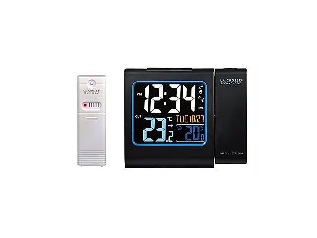 Проекционные часы La Crosse WT552-Black- объявление о продаже  в Харькове