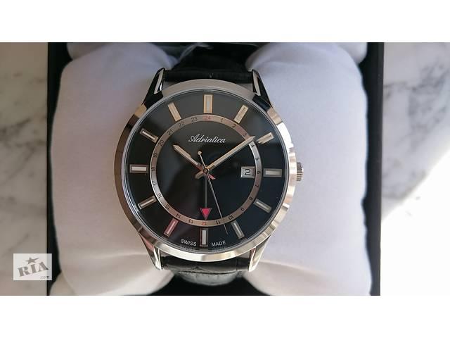 Adriatica Швейцарские часы. Новый. Оригинал. - Часы в Львове на RIA.com b96396161d3f6