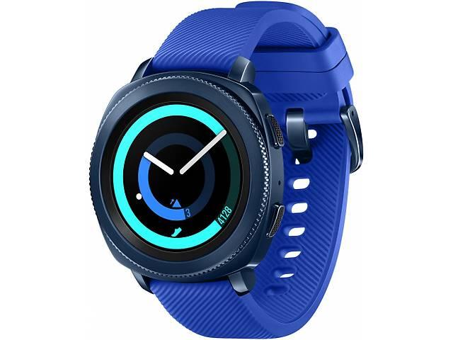 Смарт-часы Samsung Gear Sport SM-R600 Blue (SM-R600NZBA)- объявление о продаже  в Киеве