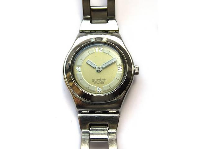 бу Swatch IRONY швейцарские часы из нержавеющей стали оригинал в Запорожье