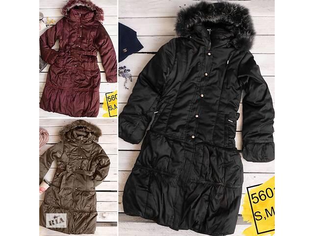 Акция! Куртка плащ женская зима 3цвета- объявление о продаже  в Львове