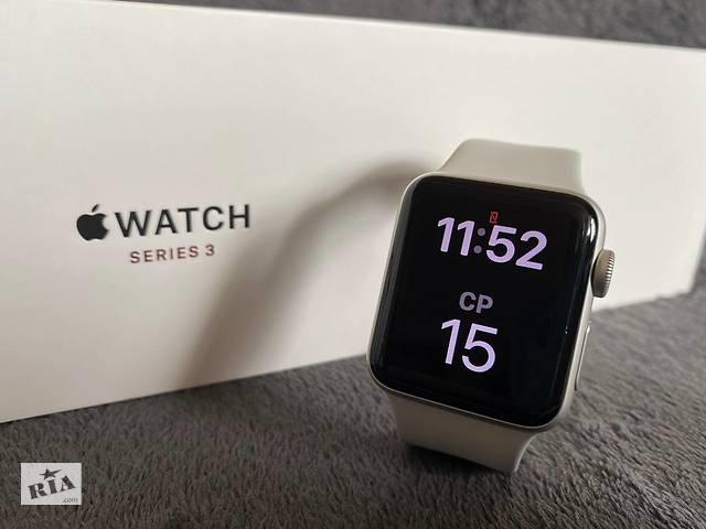 Apple watch S3 38mm- объявление о продаже  в Ивано-Франковске
