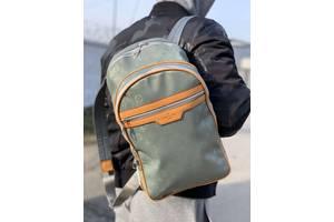 Backpack Louis Vuitton Michael Monogram Titanium