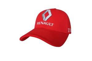 Бейсболка с логотипом авто Renault Sport Line - №6112