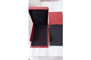 Бокс, коробка для колье, подвески Cartier