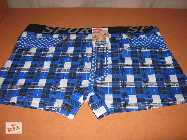 бу Боксери під джинс бавовна розчини 44-50, 3 забарвлення під джинс в Кам'янському (Дніпродзержинськ)
