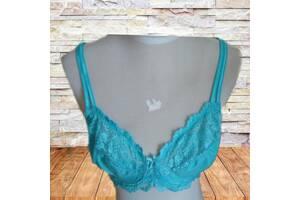 bonprix 85в красивый бюстгальтер мягкий на косточках небесно голубой