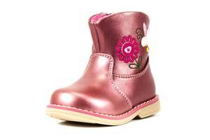 Ботинки детские Сказка R279635027 розовые (20)