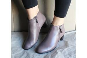 Ботинки ecco shape m 35 273093 натуральная кожа оригинал