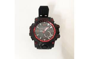 Часы наручные G SHOCK GG-100B. Цвет: красный